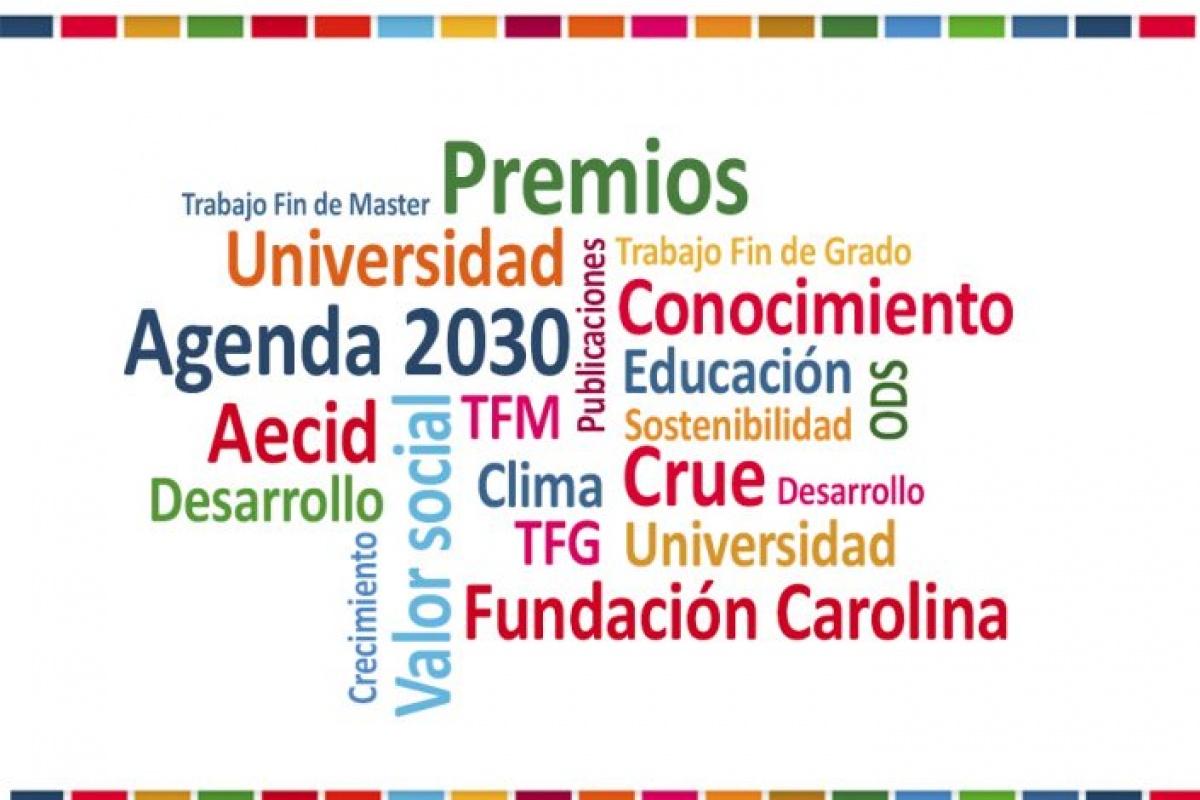 Convocados premios a los mejores TFG y TFM sobre Objetivos de Desarrollo Sostenible (ODS)