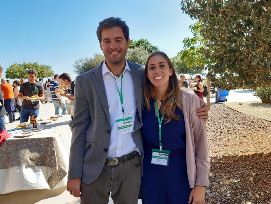Una Ingeniera de Caminos de la UPCT gana el primer premio del II congreso de jóvenes investigadores en ciencias agroalimentarias